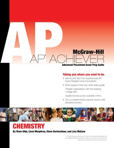 9780073286594: AP Achiever (Advanced Placement* Exam Preparation Guide) for AP Chemistry (AP CHEMISTRY CHANG)