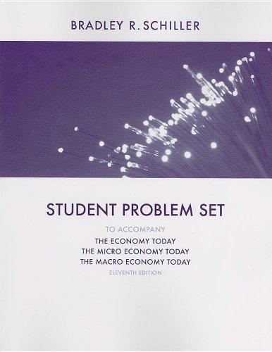 9780073287270: Student Problem Set t/a Schiller TET 11e