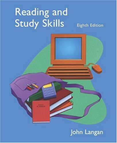 9780073288437: Reading and Study Skills with Student CD-ROM