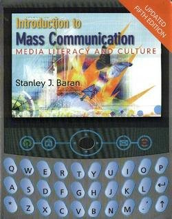9780073289137: Introduction to Mass Communication: Media Literacy and Culture