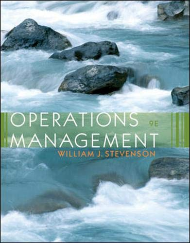 9780073290942: Operations Management with Student DVD