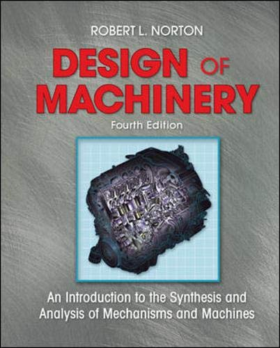 9780073290980: Design of Machinery with Student Resource DVD