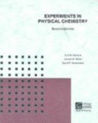 9780073291024: Experiments in Physical Chemistry