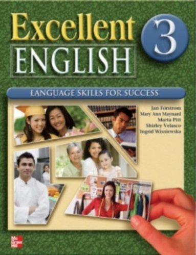 9780073291826: Excellent English Level 3 Student Book: Language Skills For Success