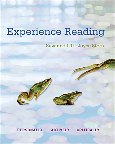 9780073292380: Experience Reading, Book 1