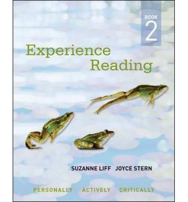 Experience Reading, Book 2: Suzanne Liff; Joyce
