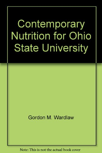 9780073292571: Contemporary Nutrition for Ohio State University