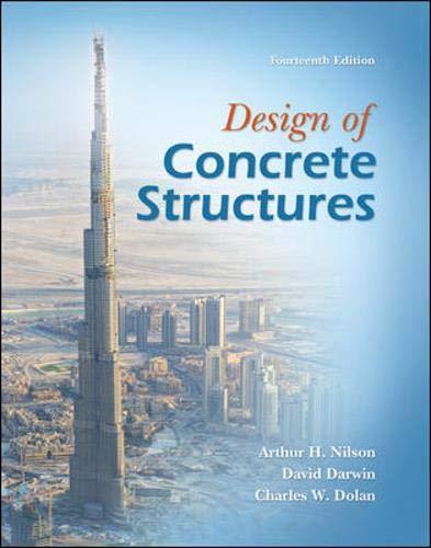 Design of Concrete Structures: David Darwin, Arthur