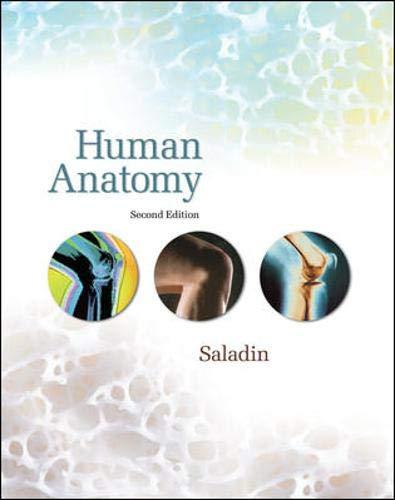 9780073293691: Human Anatomy