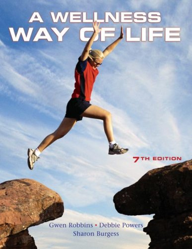 9780073293875: A Wellness Way of Life with Exercise Band