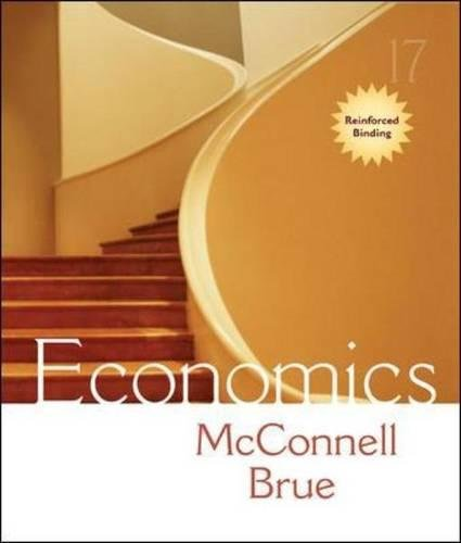 9780073293929: Economics (Reinforced NASTA Binding for Secondary Market)