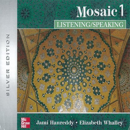 9780073294117: Mosaic 1 Listening/Speaking Class AUDIO CD: Silver Edition