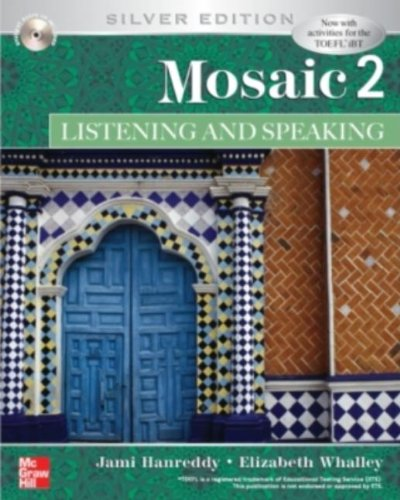 9780073294148: Mosaic 2 LISTENING/SPEAKING Class Audio CD: Silver Edition