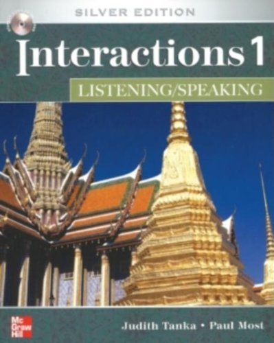 9780073294216: Interactions Level 1 Listening/Speaking Class Audio CDs (4)