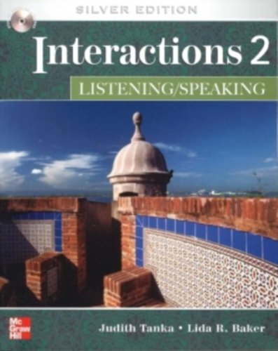 9780073294230: Interactions/Mosaic: Silver Edition - Interactions 2 (Low Intermediate to Intermediate) - Listening/Speaking Class Audio Tapes