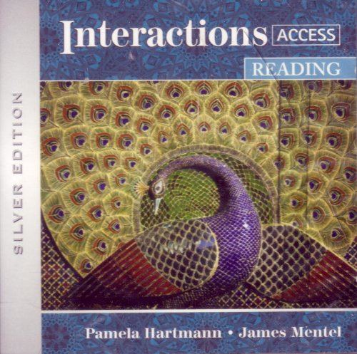 9780073294315: Interactions Access Reading Class Audio CD