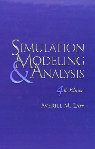 9780073294414: Simulation Modeling and Analysis with Expertfit Software