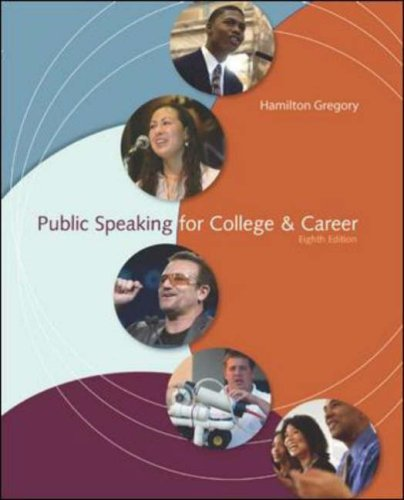 9780073295206: Public Speaking for College & Career, Instructor's Edition