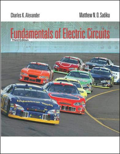 9780073301150: Fundamentals of Electric Circuits