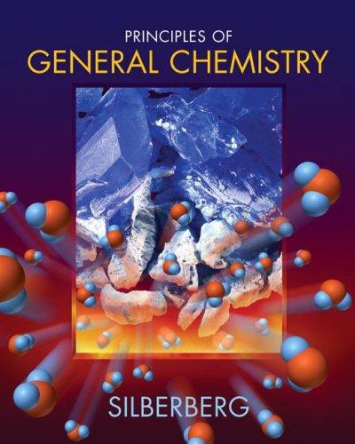 9780073301716: Principles of General Chemistry