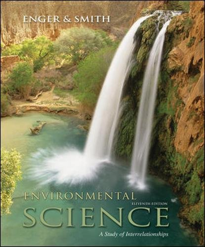9780073304472: Environmental Science: A Study of Interrelationships