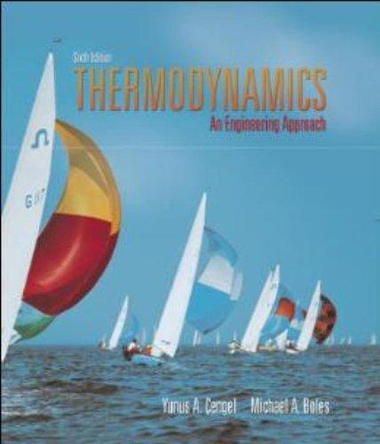 9780073305370: Thermodynamics: An Engineering Approach with Student Resource DVD