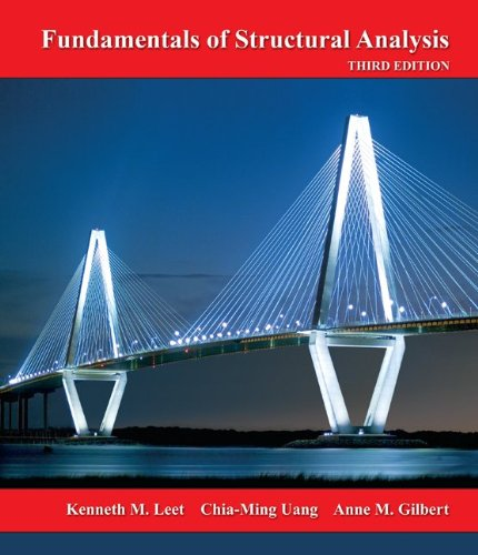 9780073305387: Fundamentals of Structural Analysis