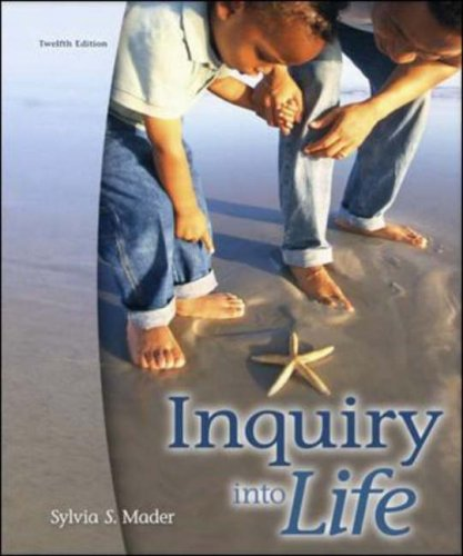 Inquiry into Life W/ARIS Instructor QuickStart Guide (0073305715) by Mader, Sylvia S.