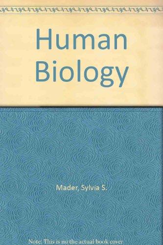 9780073305721: Human Biology