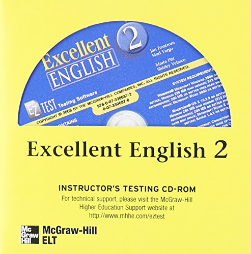 9780073306872: Excellent English 2