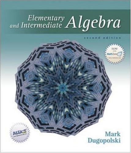 9780073309217: Elementary and Intermediate Algebra