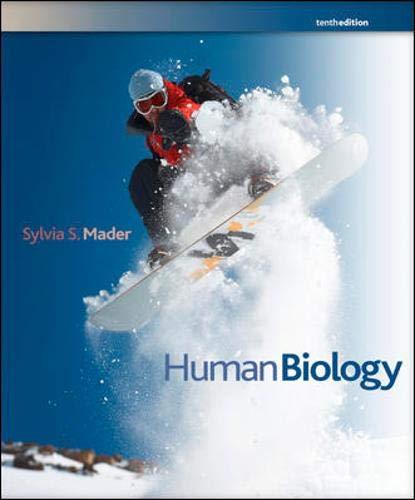 9780073309347: Human Biology