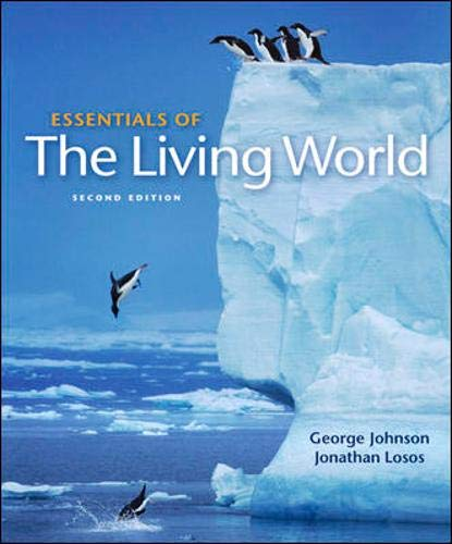 9780073309354: Essentials of The Living World