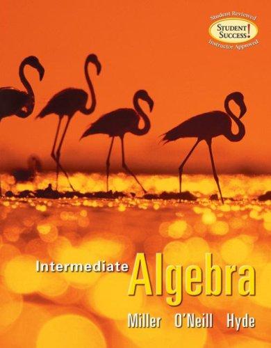 9780073309361: MP Intermediate Algebra (Hardcover)