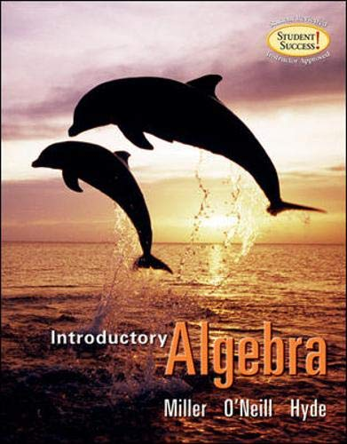 MP Introductory Algebra (softcover): Julie Miller, Molly