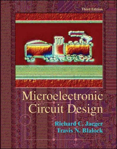 9780073309484: Microelectronic Circuit Design