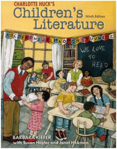 9780073310213: Charlotte Huck's Children's Literature (Book & CD-ROM)