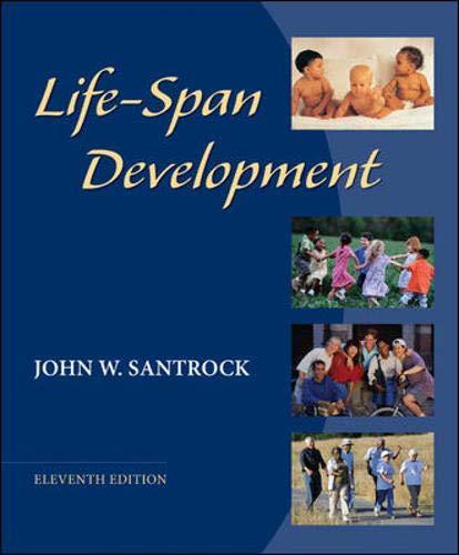 LifeSpan Development with LifeMap CD-ROM: John Santrock