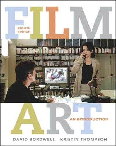 Film Art: An Introduction with Tutorial CD-ROM: Bordwell,David, Thompson,Kristin