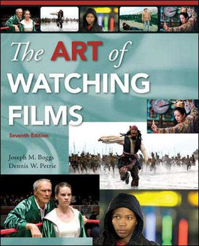 9780073310282: The Art of Watching Films with Tutorial CD-ROM