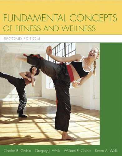 9780073310299: Fundamental Concepts of Fitness and Wellness with Nutrition Update
