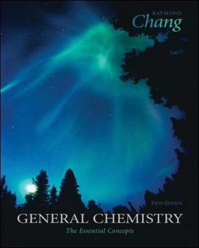 9780073311852: General Chemistry: The Essential Concepts