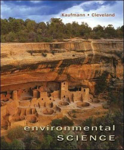 9780073311869: Environmental Science