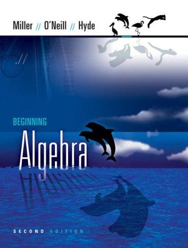 9780073312675: Beginning Algebra