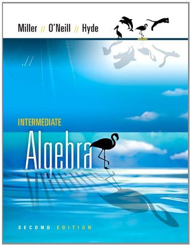 9780073312682: MCGraw Hill Intermediate Algebra, 2nd Edition