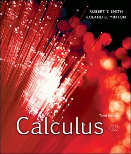 9780073312705: Calculus