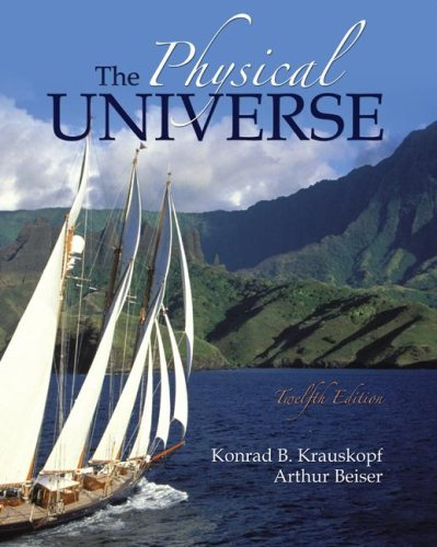 9780073312750: The Physical Universe