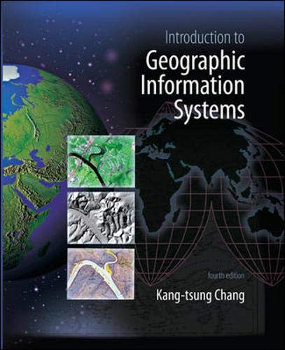 9780073312798: Introduction to Geographic Information Systems with Data Files CD-ROM