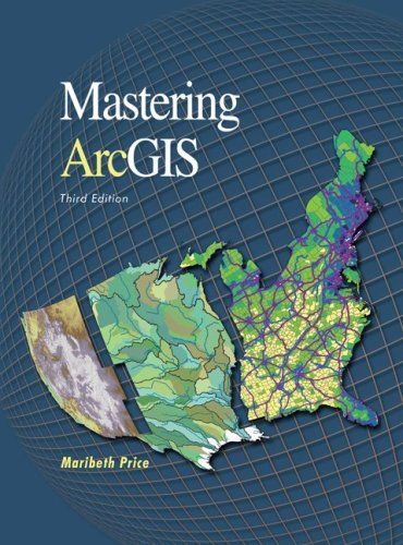 9780073312804: Mastering ArcGIS with Video Clips CD-ROM