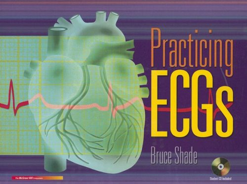 9780073314181: Practicing ECGs with CD